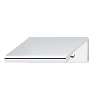 Ručica za nameštaj aluminijum kvadratni - 124.02.210 - Hafele