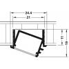 Aluminijumski profili za LED trake - 833.72.850
