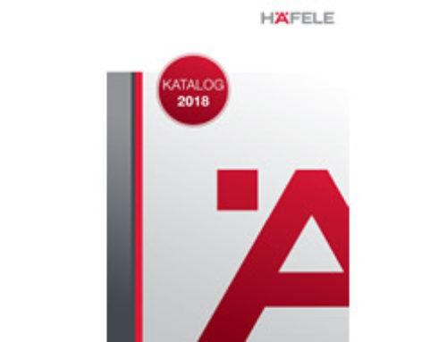 Hafele katalog 2018